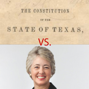 Texas Constitution vs. Houston Mayor